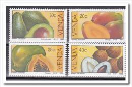 Venda 1983, Postfris MNH, Fruit - Venda