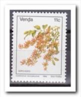 Venda 1984, Postfris MNH, Flowers - Venda