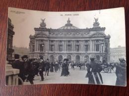 Paris L´Opera - France