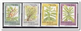 Gabon 1988, Postfris MNH, Plants - Gabon (1960-...)