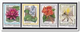 Gabon 1984, Postfris MNH, Flowers - Gabon (1960-...)