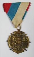 Médaille Commémorative Serbe 14-18 WW1 - Médailles & Décorations