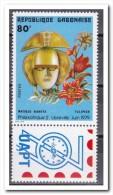 Gabon 1979, Postfris MNH, Flowers - Gabon (1960-...)
