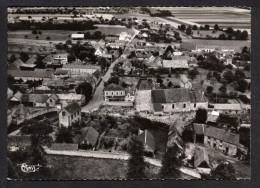 CPSM Gf. Dépt.27. TOSNY . Vue Aérienne Du Centre . - Autres Communes