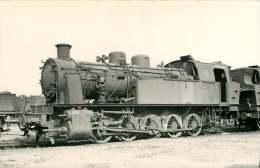 TRAIN PHOTO VILAIN ? 130915  -  050TX13  1048 Z594 Locomotive Train Chemin De Fer - Trains