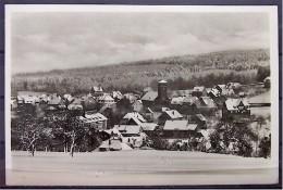 """Alte Karte """"Höhenkurort SCHÖMBERG - Schwarzwald""""  Neuenbürg 1934 - Schömberg"""