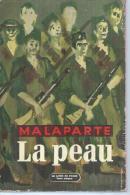 """Livre De Poche N° 495/496  """" LA PEAU """" -  CURZIO MALAPARTE - Livres, BD, Revues"""
