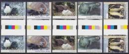 AAT 1992 Fauna 4v Gutter ** Mnh (24950) - Australisch Antarctisch Territorium (AAT)