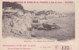 SOUSCRIPTION CAISSE DE SECOURS  N° 127   (DIL7) - Endoume, Roucas, Corniche, Plages