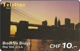 Brooklyn Bridge-USA - Suisse