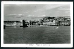 Lisboa, Lissabon, Praca Do Comercio, österr. Zensur, - Lisboa