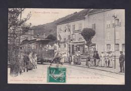 Vente Immediate à Prix Fixe - Raon L' Etape - Place Du Marche - Passage Du Tramway De La Vallee De Celles (Ed. Kuntzmann - Raon L'Etape