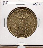 Monnaie De Paris : La Grande Mosaïque Du Sacré-Coeur Montmartre - 2005 - 2005