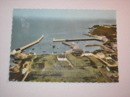 Cs51 -    Ile De Groix  Port Tudy Dans L'état - Groix