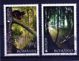 RUMANIA / ROMANIA / ROUMANIE  Año 2011  Yvert Nr.  Usada  Europa CEPT - 1948-.... Repúblicas