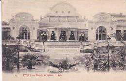 03-----VICHY---façade Du Casino---voir 2 Scans - Vichy