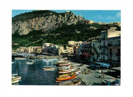 624/500 - CAPRI , Panorama . Non Viaggiata - Napoli