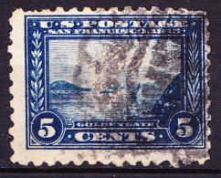United States Of America USA - 1914 To 1915 - San Francisco Golden Gate Bridge - Errors, Freaks & Oddities (EFOs)