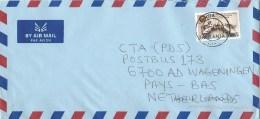 Tanzania 2005 Iringa Postal Organisation Cover - Tanzania (1964-...)