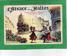 Paris 1er L'Alsace Aux Halles Grande Brasserie Alsacienne 16 Rue Coquillière - Arrondissement: 01