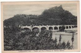 Piemonte - Vercelli - Crescentino -Ponte E Rocca Di Verrua Savoia - Vercelli