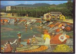 Sochi Adler Children Basin On 1981 USSR Unused Postcard #1967 - Russie