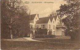 EDEGEM:  Missenburg - Edegem