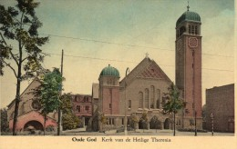 MORTSEL: Oude God: Kerk Van De H. Theresia - Mortsel