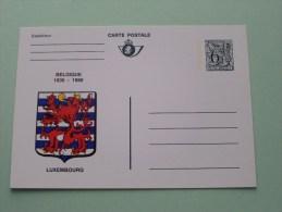 LUXEMBOURG Belgique ( Briefkaart Carte Postale ) Anno 1830 - 1980