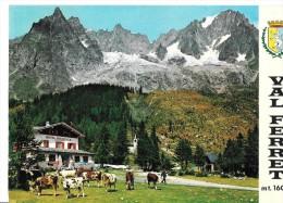 Courmayeur-valle Ferret - Italia