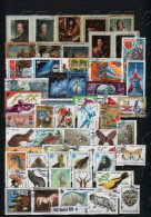 USSR / URSS (Russie /Russia ) 55 Different Stamps – Used/oblitere (O) - Sellos