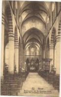 GEEL:  Binnenzicht Der St Dimphna Kerk - Geel