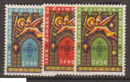 PORTUGAL    1965                N°   960 / 962      COTE     6 € 00           ( Y 556 ) - ...-1853 Préphilatélie