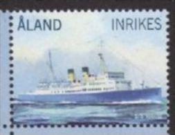 Aland 2009 SS Viking 1v Complete Unmounted Mint - Aland