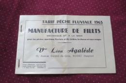 Manufacture De Filets - Advertising