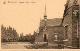 WOMMELGEM:  Godshuis St -Jozef - Voorzicht - Wommelgem