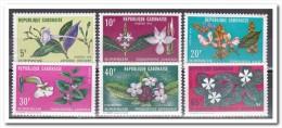 Gabon 1972, Postfris MNH, Flowers - Gabon (1960-...)