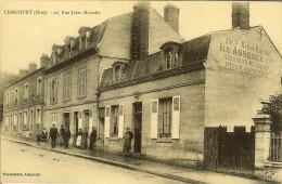 """CP De LIANCOURT """" Rue Jules-Michelet """" - Liancourt"""