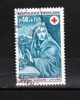 Francia   1969.  Pro Croce Rossa. Quadro. Pro Red Cross. Painting. - Croce Rossa