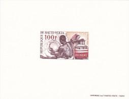 Alto Volta 4 Pruebas - Upper Volta (1958-1984)