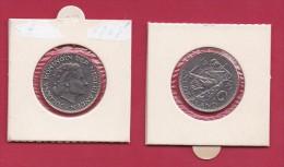 NEDERLAND, 1971, VF Coin, 1 Gulden, Queen Juliana, Nickel ,  C9217 - [ 3] 1815-… : Kingdom Of The Netherlands