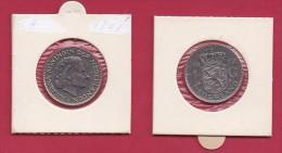 NEDERLAND, 1972, VF Coin, 1 Gulden, Queen Juliana, Nickel ,  C9218 - [ 3] 1815-… : Kingdom Of The Netherlands