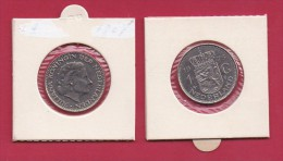 NEDERLAND, 1973, VF Coin, 1 Gulden, Queen Juliana, Nickel ,  C9219 - [ 3] 1815-… : Kingdom Of The Netherlands