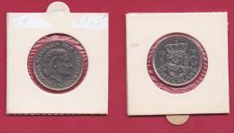 NEDERLAND, 1978, VF Coin, 1 Gulden, Queen Juliana, Nickel ,  C9223 - [ 3] 1815-… : Kingdom Of The Netherlands