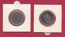 NEDERLAND, 1978, XF Coin, 1 Gulden, Queen Juliana, Nickel ,  C9225 - [ 3] 1815-… : Kingdom Of The Netherlands