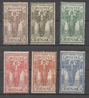 Regno Colonie Cirenaica 1926 - Pro Istituto Coloniale Italiano MH * - Cirenaica