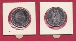 NEDERLAND, 1978, VF Coin, 2,5  Gulden, Queen Juliana, Nickel ,  C9244, - [ 3] 1815-… : Kingdom Of The Netherlands