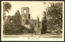 LEEDS Kirkstall Abbey (Lawrence) - Leeds