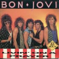 """Bon Jovi""""45t Vinyle""""Livin'on A Prayer"""" - Hard Rock & Metal"""