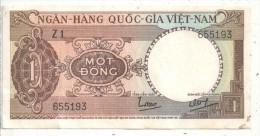VIET-NAM - 1 DONG - MOT DONG - Vietnam